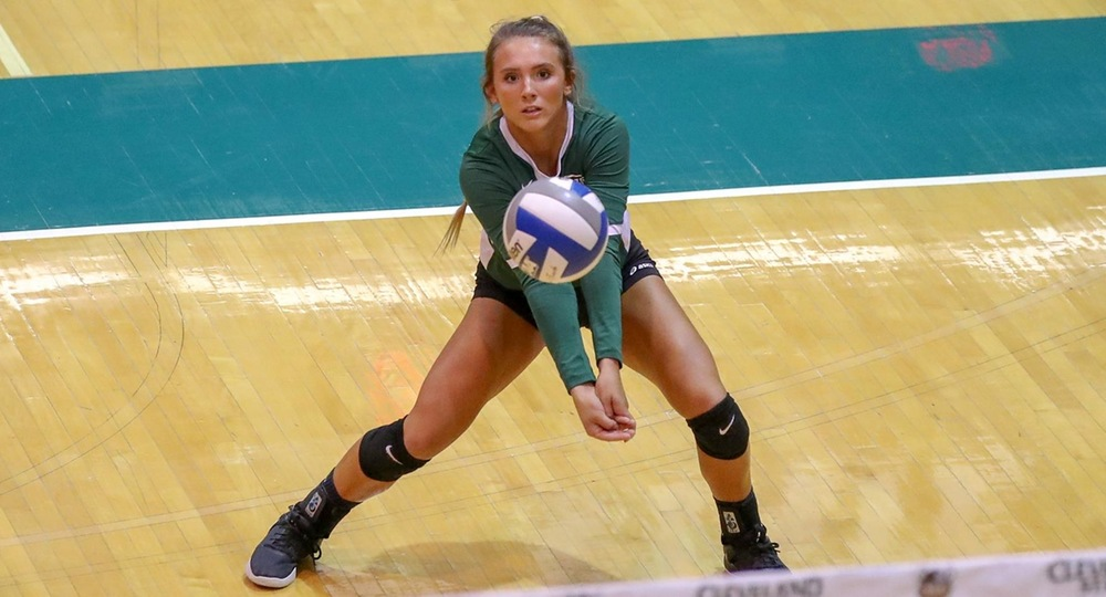 Volleyball Travels To Green Bay & UIC For #HLVB Action