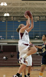 Women's Basketball Topples Saint Mary's, 70-47