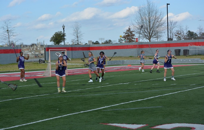 Columbia Lacrosse falls to Newberry