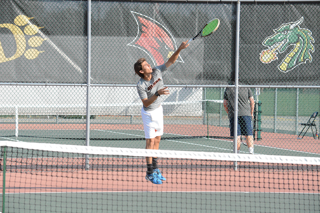 Men's Tennis Downs Assumption