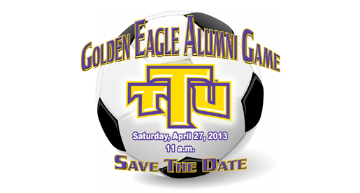 Golden Eagle soccer team prepping for Alumni Day