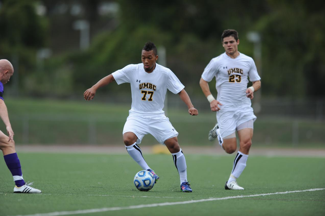 Men's Soccer Travels to Maryland in Battle of Nationally-Ranked Squads Friday Evening