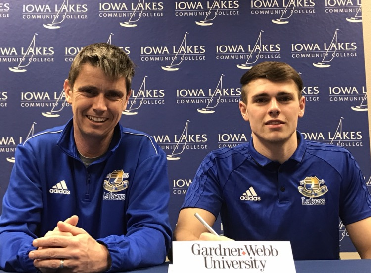Hartlepool defender Jack Gibson Signs with NCAA D1 Gardner-Webb University