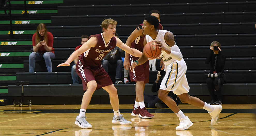 Men's Basketball Falls to Alaska-Anchorage in GCI Great Alaska Shootout