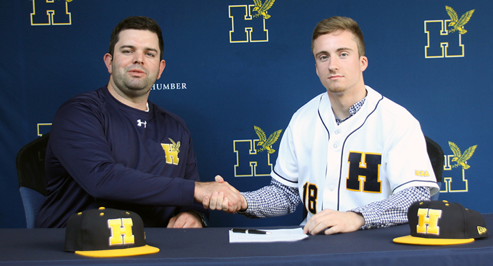 MEN'S BASEBALL ADDS ANOTHER LOCAL RECRUIT
