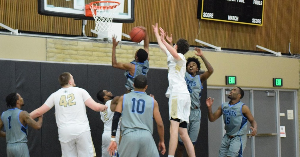 Marin Drops Lead Late to Contra Costa 85-81
