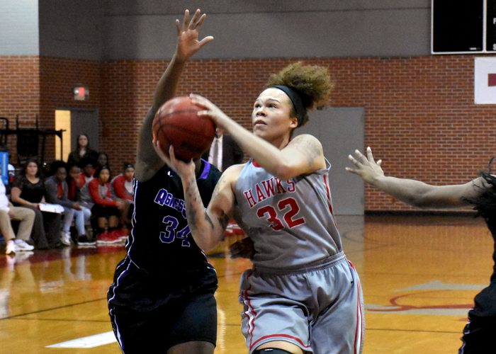 Juliette Harp led all scorers with 24 points in Saturday's loss to Berea.