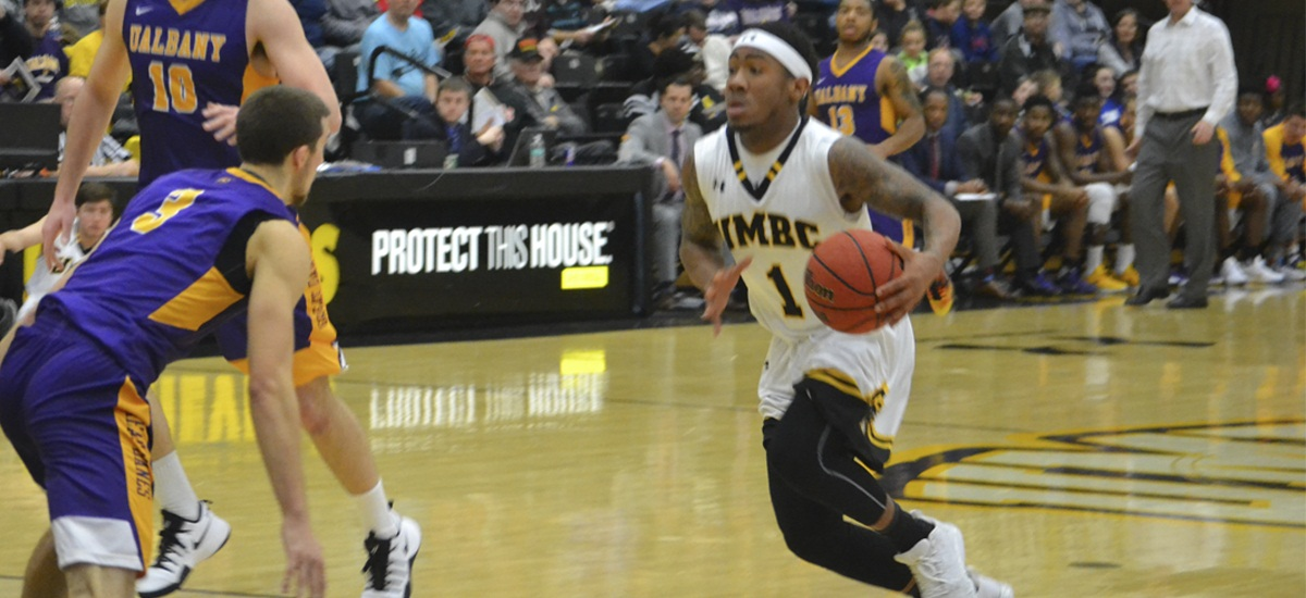 Men's Basketball Hits Bye Week After Setback to Visiting Albany