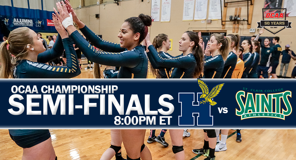 No. 2 HAWKS AND SAINTS SET TO CLASH IN OCAA SEMI-FINALS