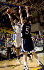 UCSB Faces Portland State, University of Oregon During Portland Tour This Week