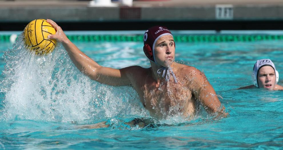 Men's Water Polo Loses at Cal Baptist in WWPA Tilt