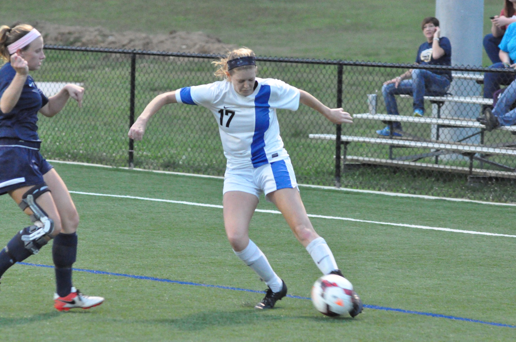 Brevard women's soccer shuts out Emory & Henry to earn first home win