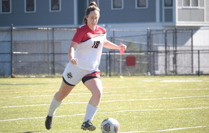 Women's Soccer Suffers 3-0 Setback to Southern Maine on Homecoming