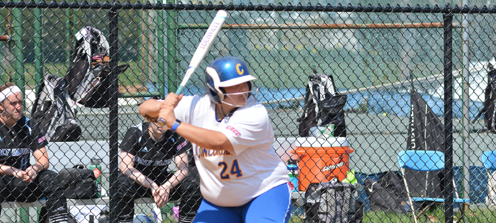 Softball Fends Off Walsh Rally For Doubleheader Split