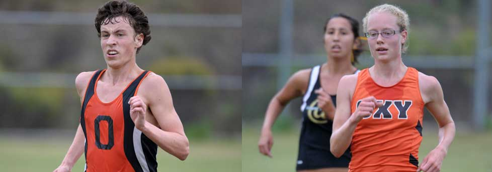 SEASON PREVIEW: OXY CROSS COUNTRY TEAMS NATIONALLY RANKED