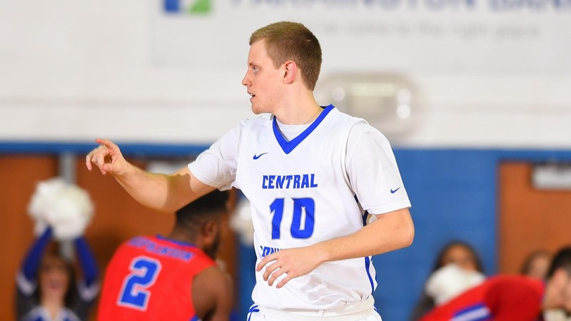 Men's Basketball Downs Nyack in Exhibition Contest