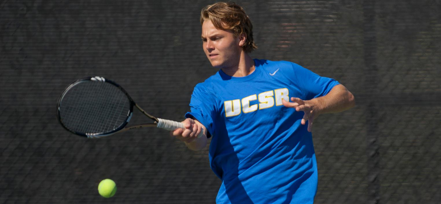 UCSB-USC Tennis Match Moved to Sunday at 2:30 p.m.