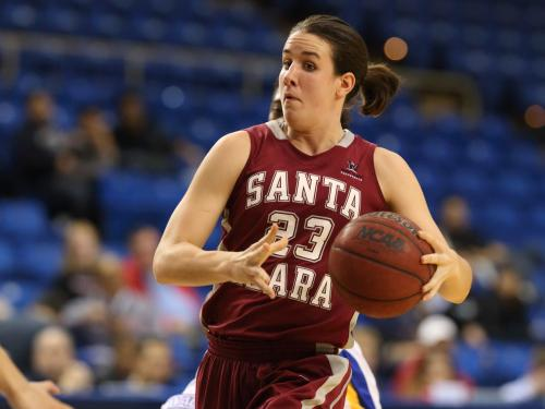 Women's Basketball Hosts BYU at the Leavey Center on Saturday