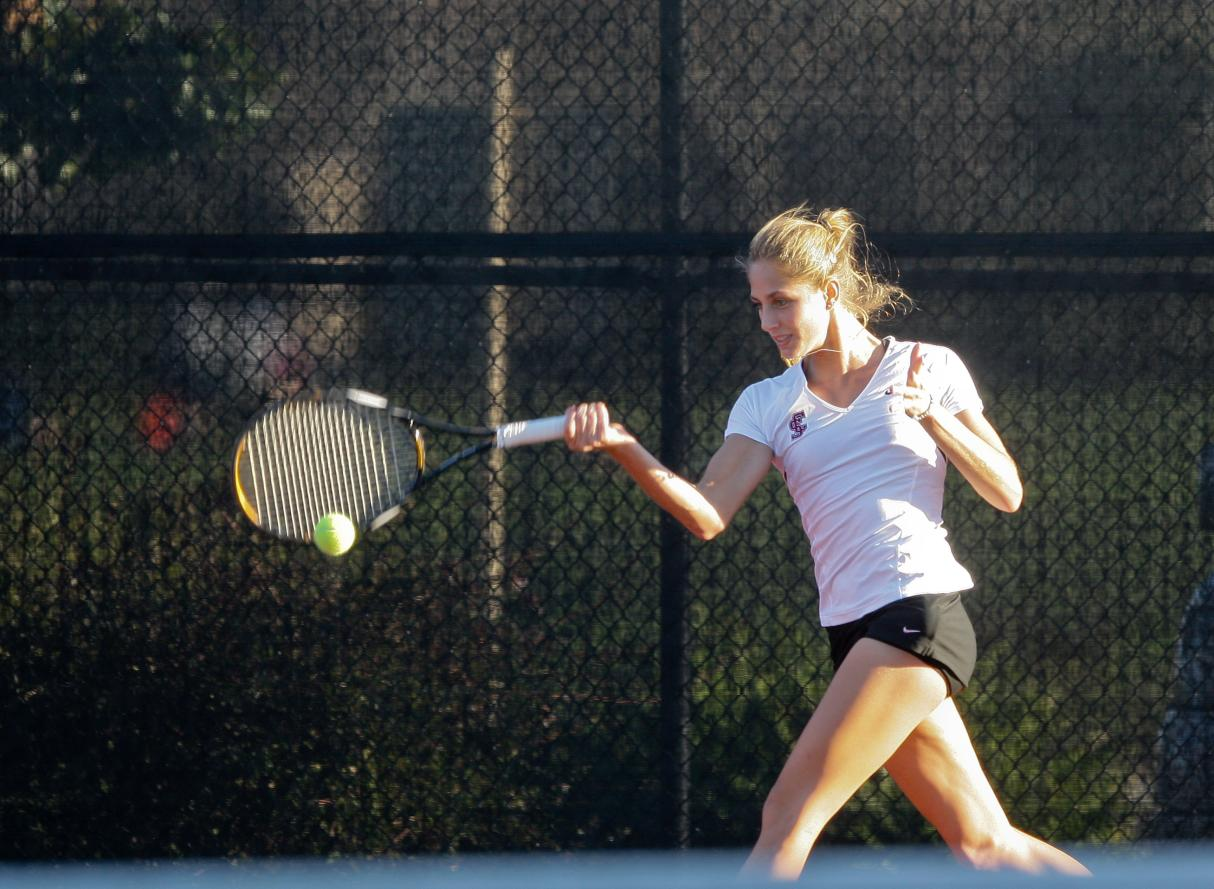 Women's Tennis Weekend Results 2-0