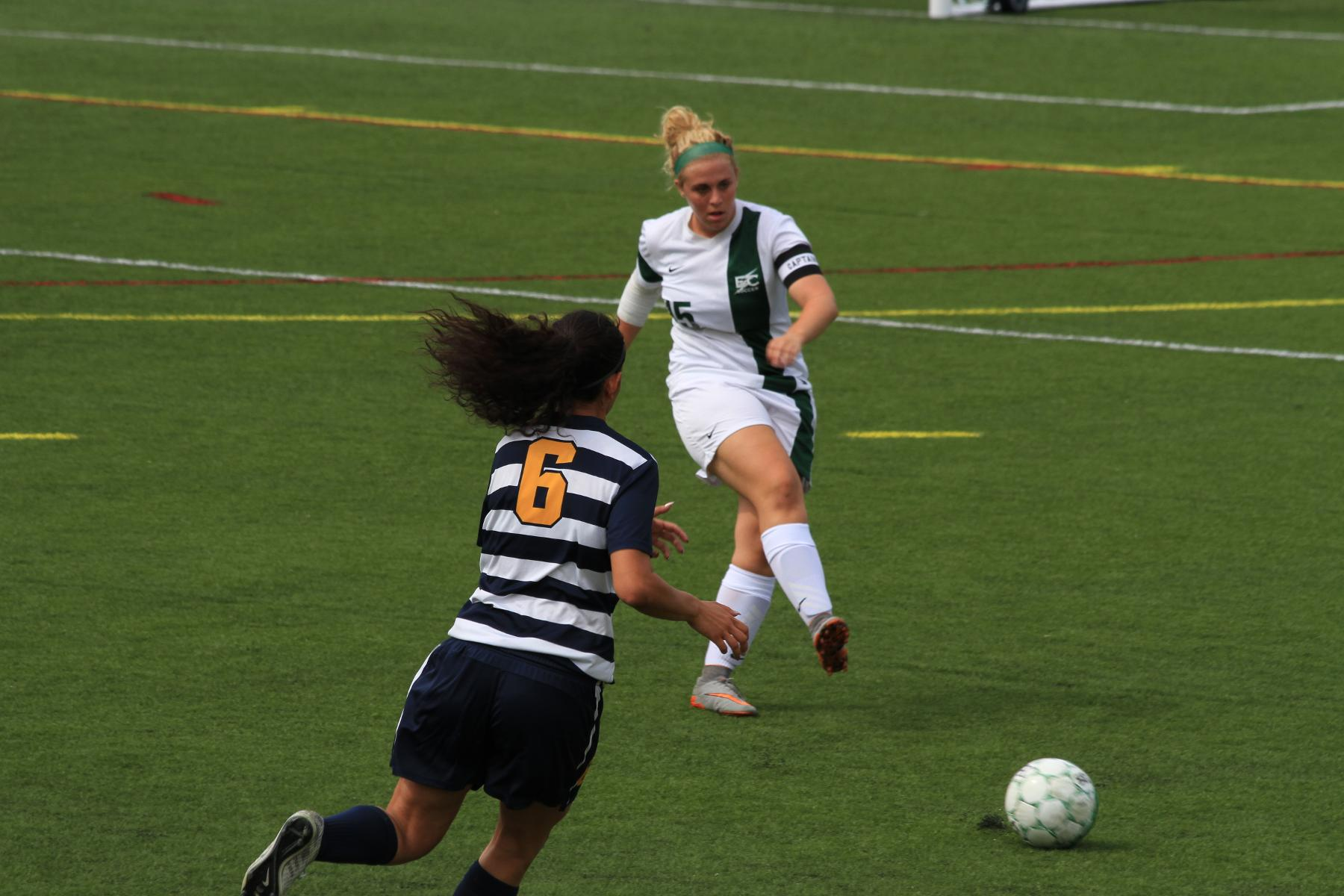 Women's Soccer Blanks Southern Maine In Home Opener