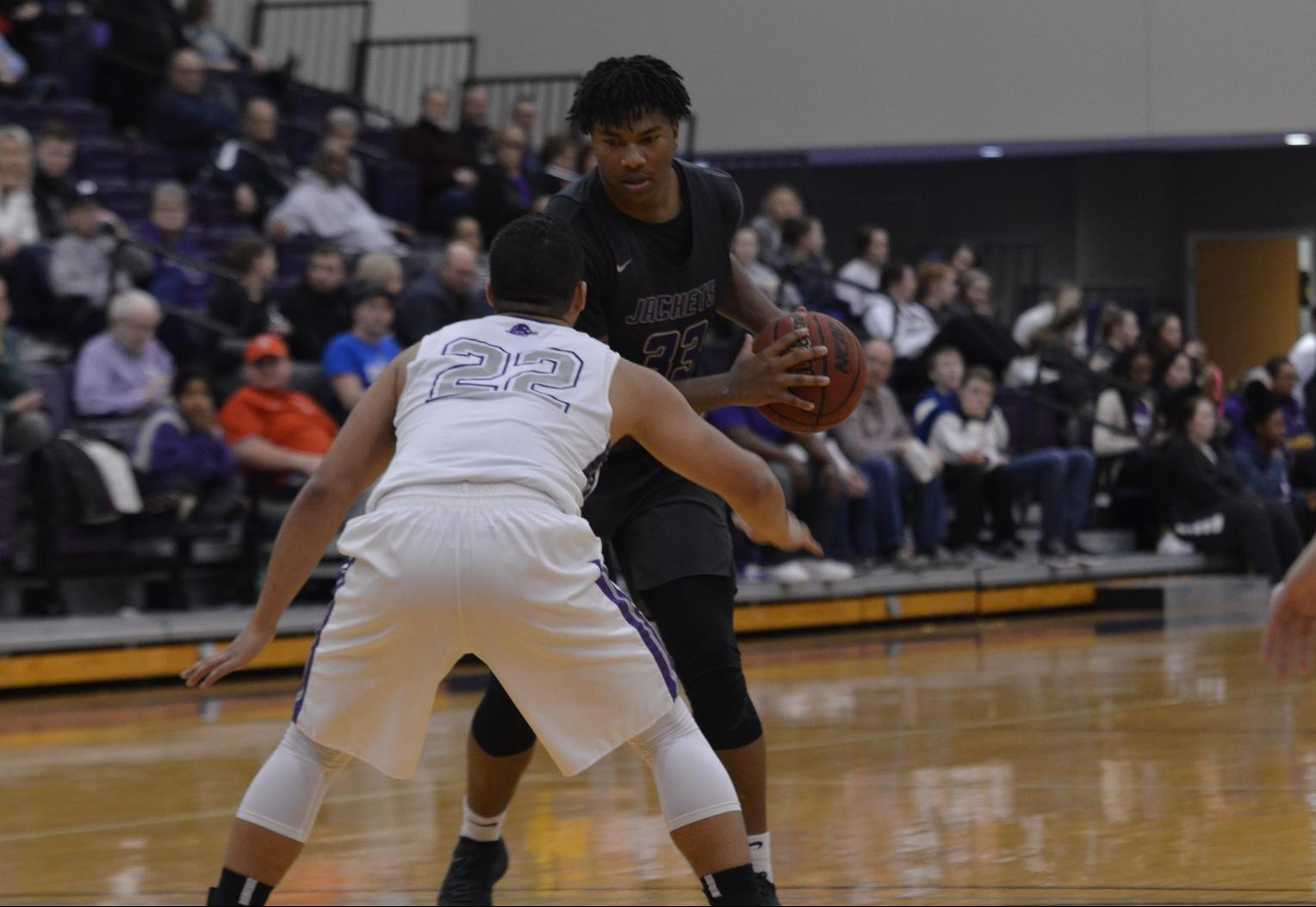 Second Half Surge Leads Yellow Jackets to Dramatic Finish