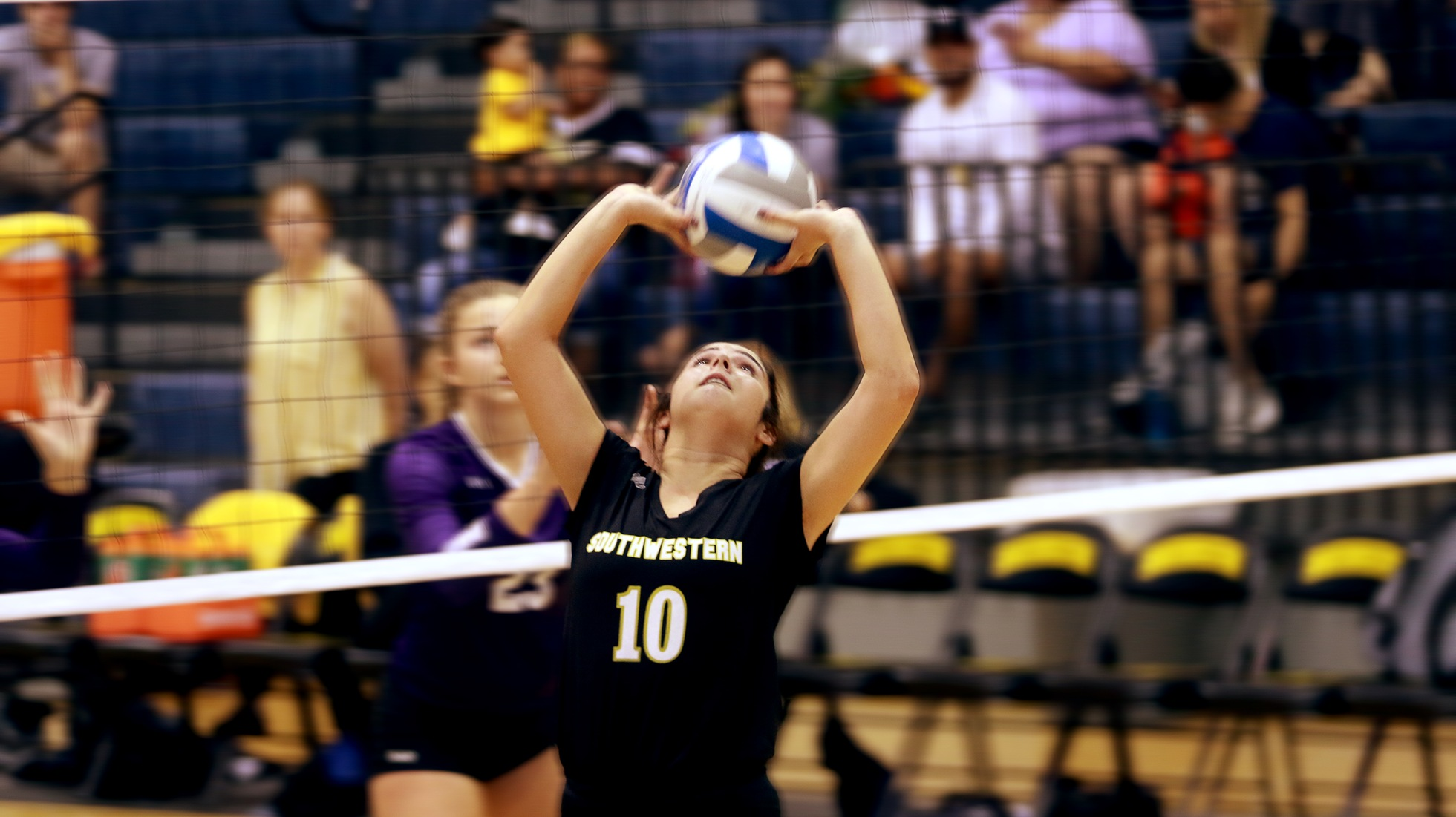 Volleyball Defeats JWU With Most Efficient Performance Of Season
