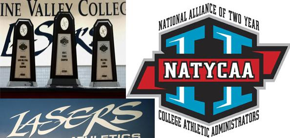 Irvine Valley College athletics places 12th in NATYCAA Cup