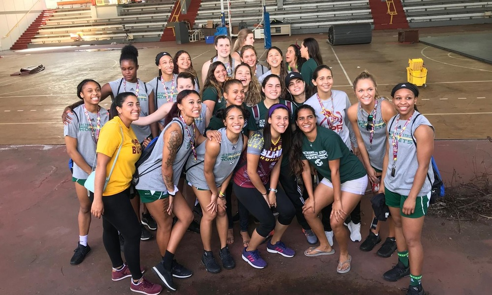 WOMEN'S BASKETBALL REFLECTS ON PUERTO RICO TRIP IN FINAL PLAYER BLOGS