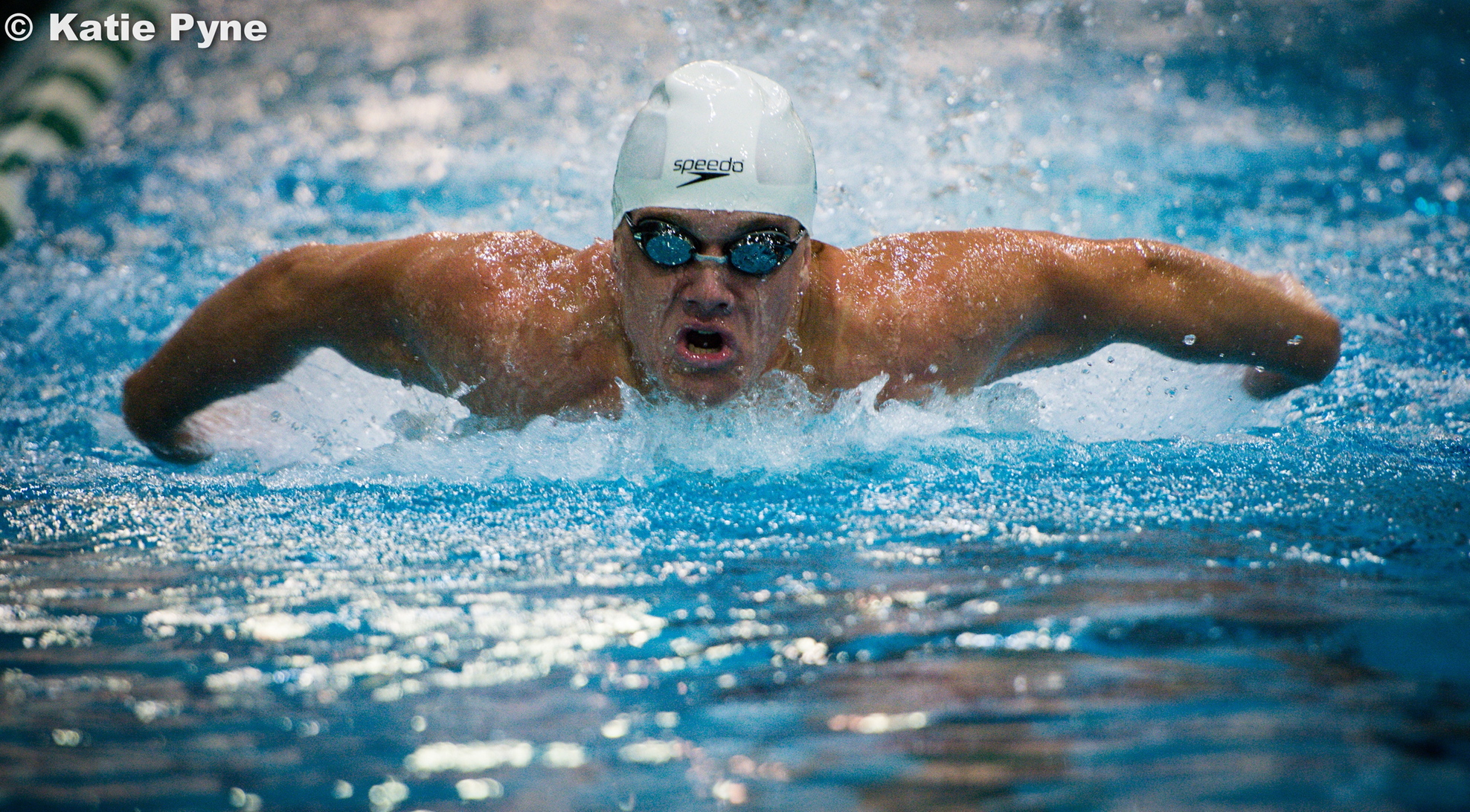 Pon, Harry Bennett headline first day of Collegiate Winter Invitational