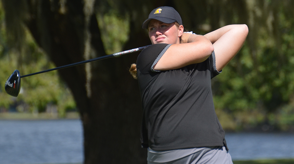 Golden Eagles finish eighth at Jan Weaver Invitational