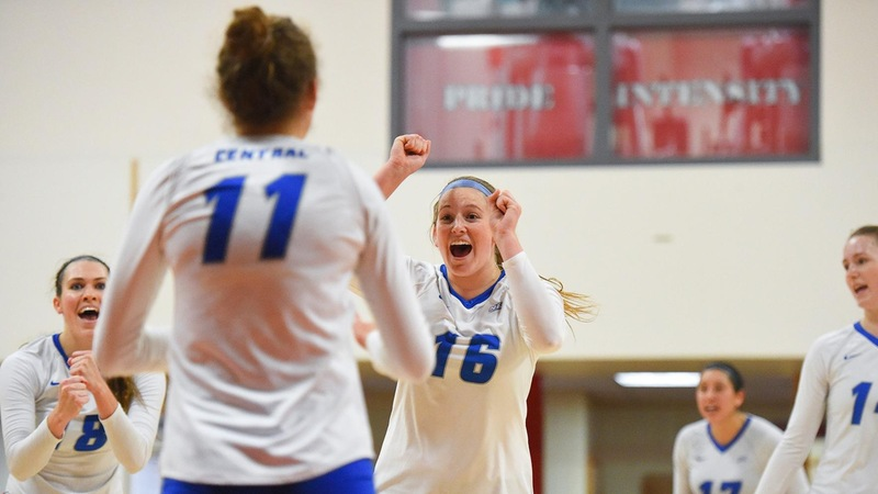 Volleyball Hosts NEC Foes For Opening Home Weekend