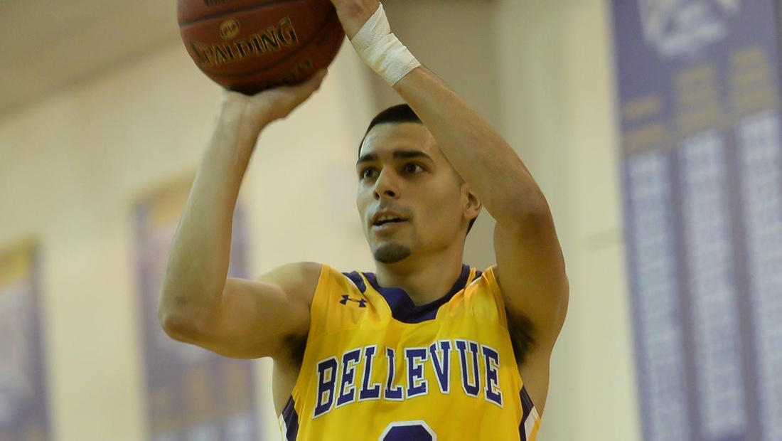 Mike Cardenas led the Bruins with 26 points and was 6-of-7 from behind the arc.