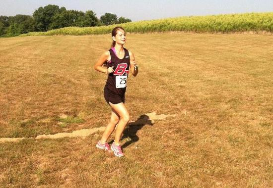 Women's Cross Country Begins with Principia Open Meet