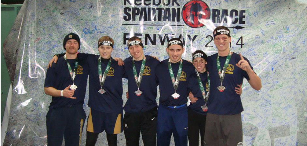 Mariners Represented in Spartan Race at Fenway Park