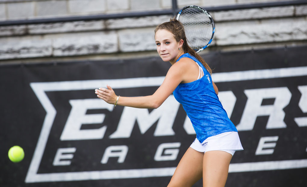 Women's Tennis Drops Spring Opener to Georgia State, 6-3