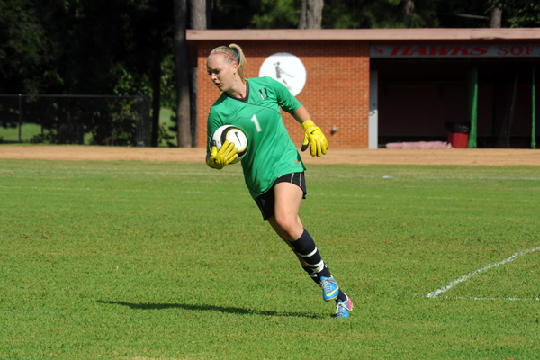 Lady Hawks soccer tops Toccoa Falls in double overtime