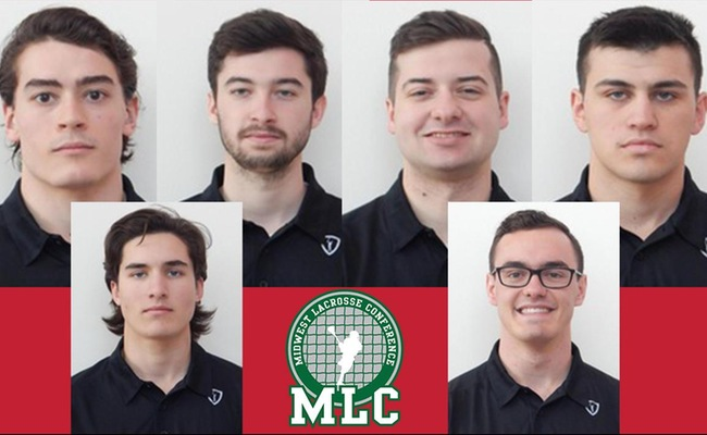 Five Raiders Land On MLC Honor Roll