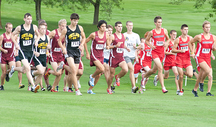 Bulldog Cross Country Home Invitational This Saturday