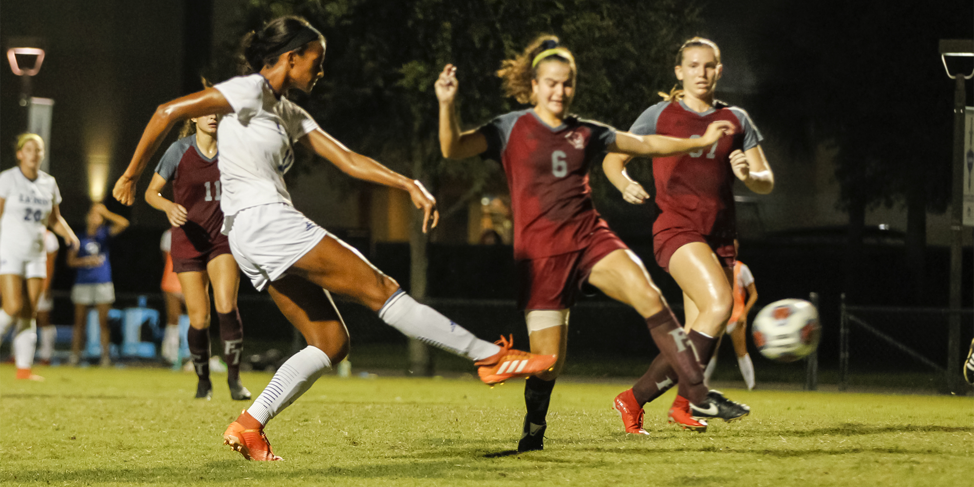 Playoff Bound! History Made in Women's Soccer's 5-1 Win over Florida Tech