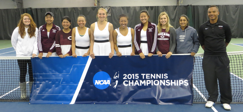 Maroon women's tennis bows out of NCAA postseason with 5-1 loss to Carnegie Mellon