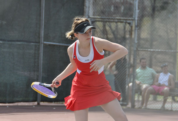 Women's Tennis: Panthers fall to Tuskegee in season opener