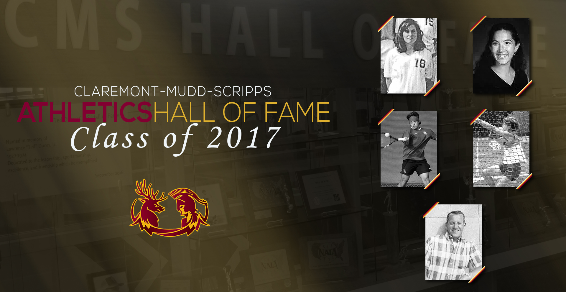 Five decades of greatness represented in the 2017 CMS Hall of Fame class