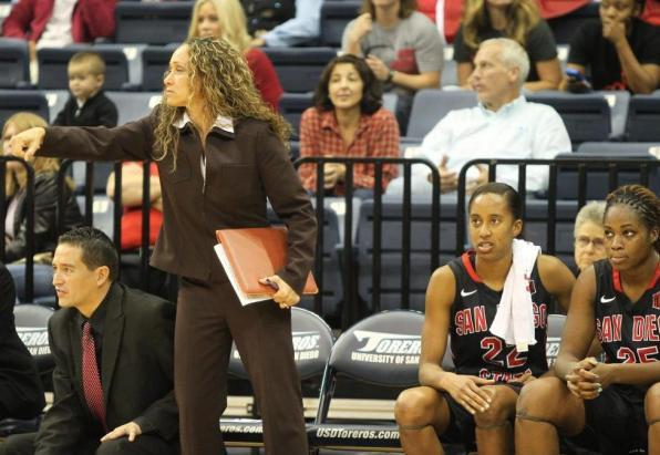 Getting to Know Assistant Coach Tammi Reiss
