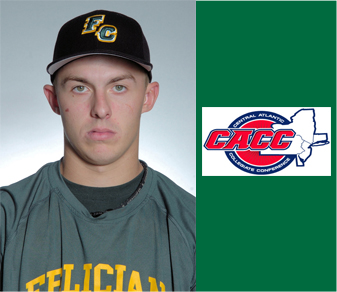 Fowler Named CACC Pitcher Of The Week