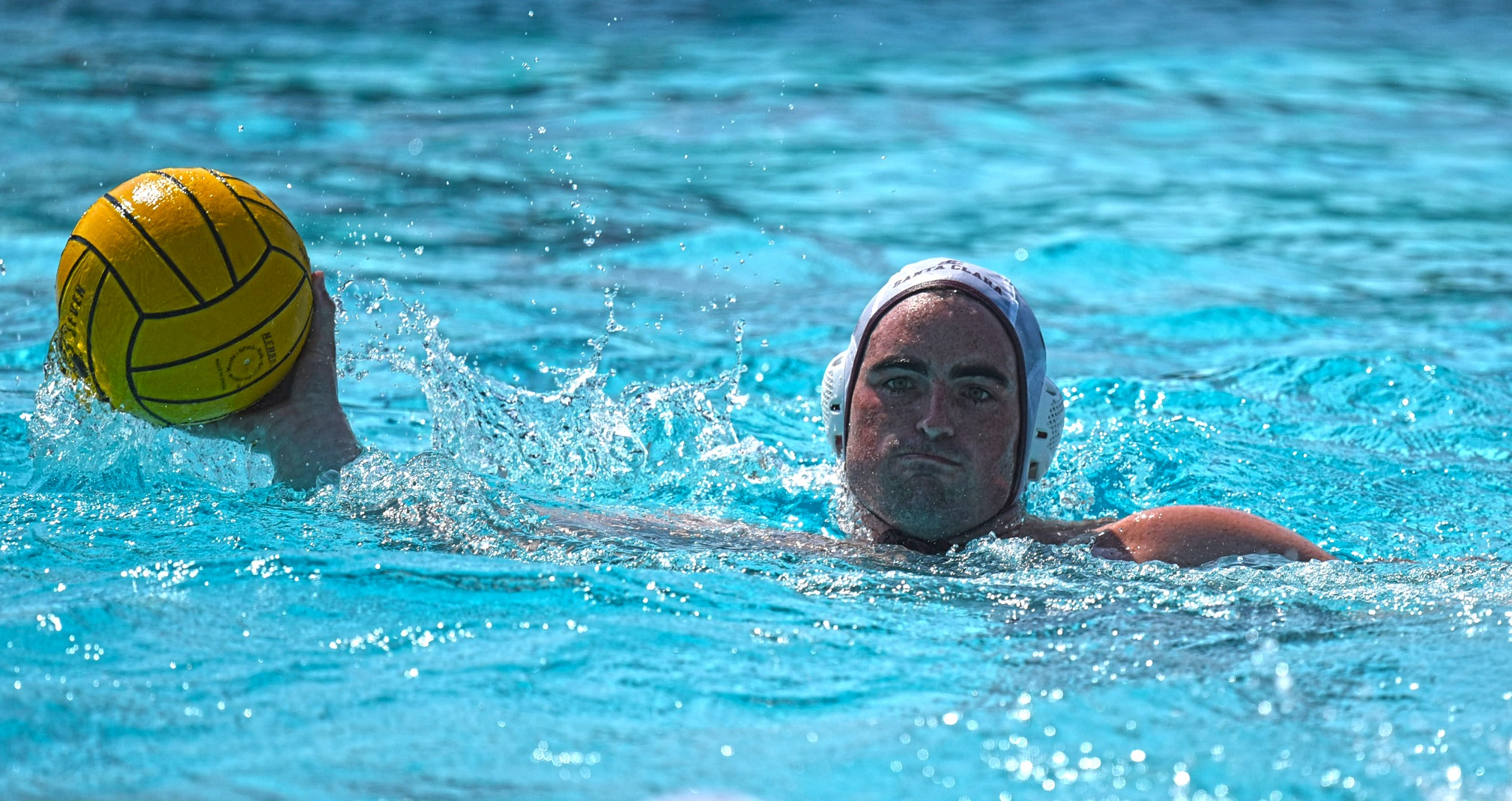 Men's Water Polo Splits On Day Two of Mountain Pacific Invitational