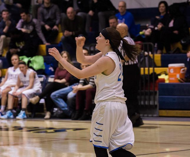 Liosn WBB Advance to North Region Championship