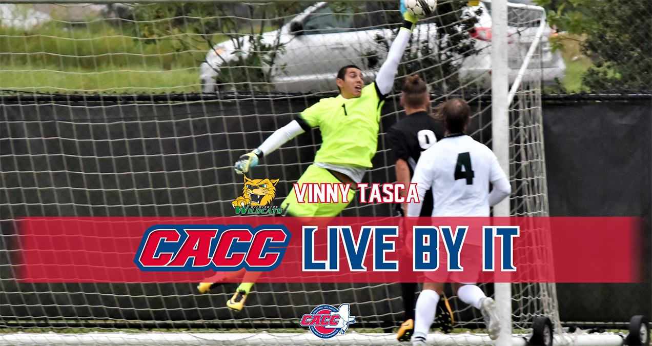 "CACC ""LIVE BY IT"": Wilmington University's Vinny Tasca"