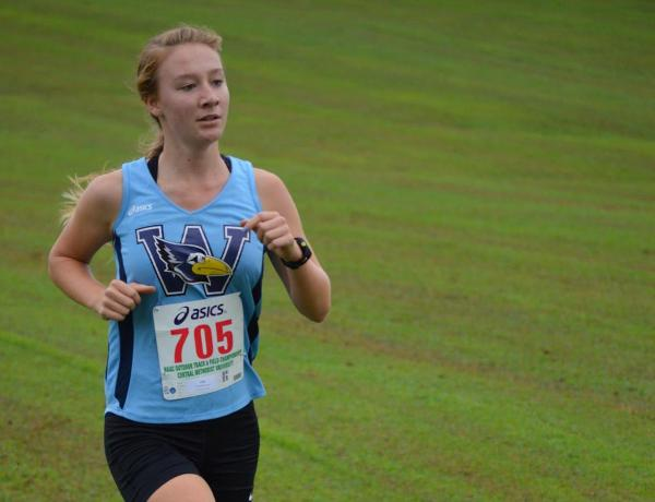 Kuykendall Earns Fourth Runner of the Week Award