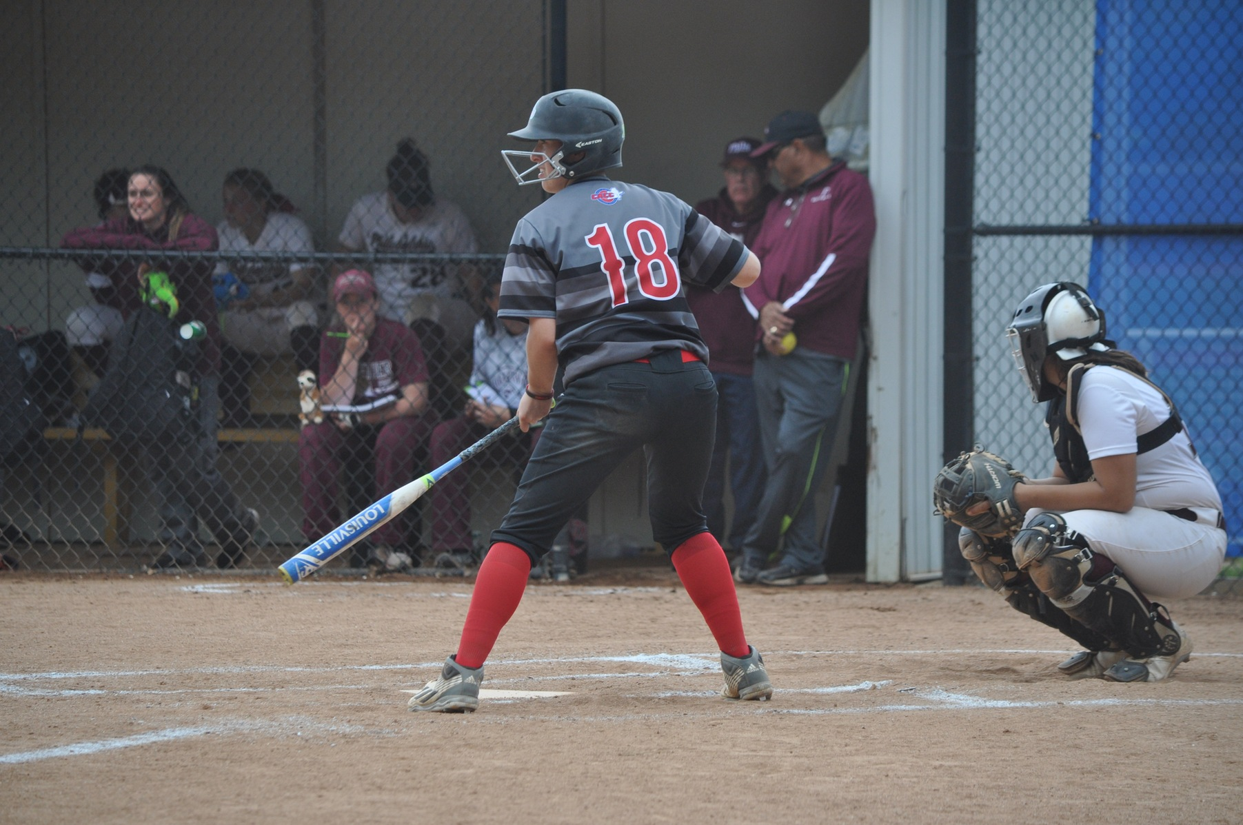 Lady Chargers opened CACC play with a split with the University of the Sciences.