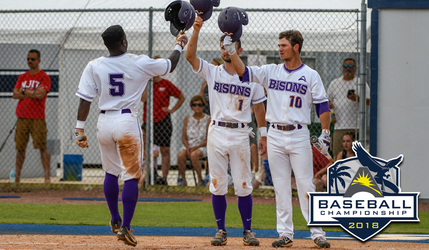 Bisons Defeat NJIT to Stay Alive in @ASUNBSB Championship
